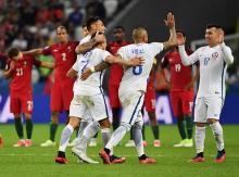 チリが決勝進出=PK戦でポルトガル下す-コンフェデ杯サッカー