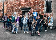 THE RAMPAGE、初の野外撮影&メンバーの柔らかい表情に注目「Dirty Disco」MV公開