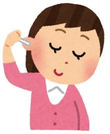 耳かきと綿棒、どちらを使ってますか?