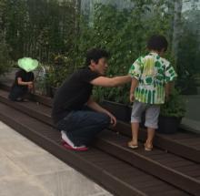 市川海老蔵ファミリーを支える山田純大 「現れてくれたことが奇跡」