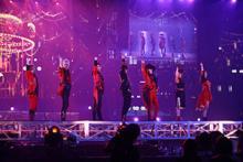 AAA、初のドーム公演「LIVEカラオケ」を7/2よりDAM独占配信