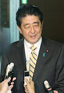 夢や希望与える勝利=安倍首相
