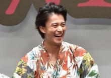 小栗旬、『銀魂』ジャパンプレミアでカオストーク 総勢16名が登壇