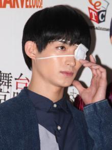 松田凌「傷跡でも爪痕でも残ってくれれば」、舞台『東京喰種』開演