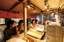個性的な新屋台が集中!福岡・渡辺通りエリア