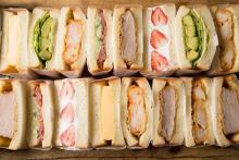 パンがふわふわモッチリ♪サンドイッチ専門店「ニコウィッチ」恵比寿に!注目はだし香る玉子焼きサンド