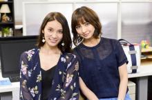 篠田麻里子、盟友・秋元才加の変化を聞かれ「髪色変えたくらい?」