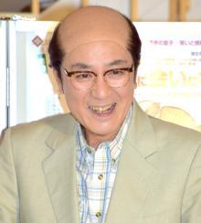 田村亮、71歳で人生初のハゲかつら挑戦に満足感「結構かわいくなった」