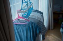 Tシャツ&バスタオルがすぐ乾く!「あさイチ」でも紹介された梅雨の部屋干しテクニック