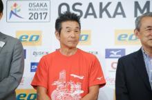 間寛平、骨折後初のフルマラソンへ 大阪マラソン参加に熱意「なるべく早く治して」