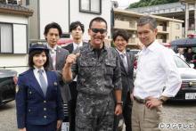 犬猫大好き・蝶野正洋、立てこもり犯役で『警視庁いきもの係』ゲスト出演