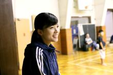 テコンドー岸田留佳、可愛い顔して闘争心は男勝り「何がなんでも相手をボコボコにしたい」