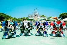 MAGiC BOYZ、1stアルバムのビジュアルを一挙解禁