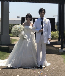 モト冬樹、娘の七夕入籍を報告「これでちゃんとした夫婦だ」
