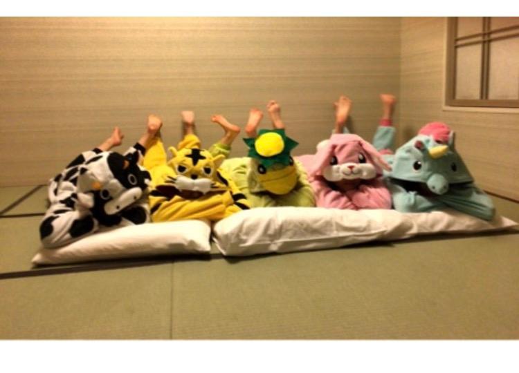 矢島舞美 ℃-uteメンバーと行った伊豆旅行写真大公開