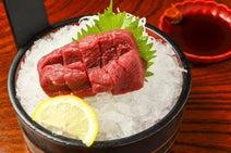 満腹御礼 ご当地肉グルメの旅 輝く赤身の旨味を堪能できる福島県会津の「桜肉」