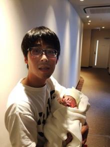 パラシュート部隊・矢野ぺぺに第1子女児誕生「感無量です」