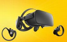 VRを体験できる「Oculus Rift・Touchのセット」が2万6600円も安い5万円に
