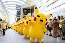 ポケモンGO、1周年記念に世界横断のリアルワールドイベント開催。日本ではピカチュウ大量発生!?