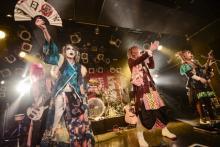 【V系】Jin-Machine・水月(B)の新たな門出を祝う!ツアーファイナル公演胸熱レポート