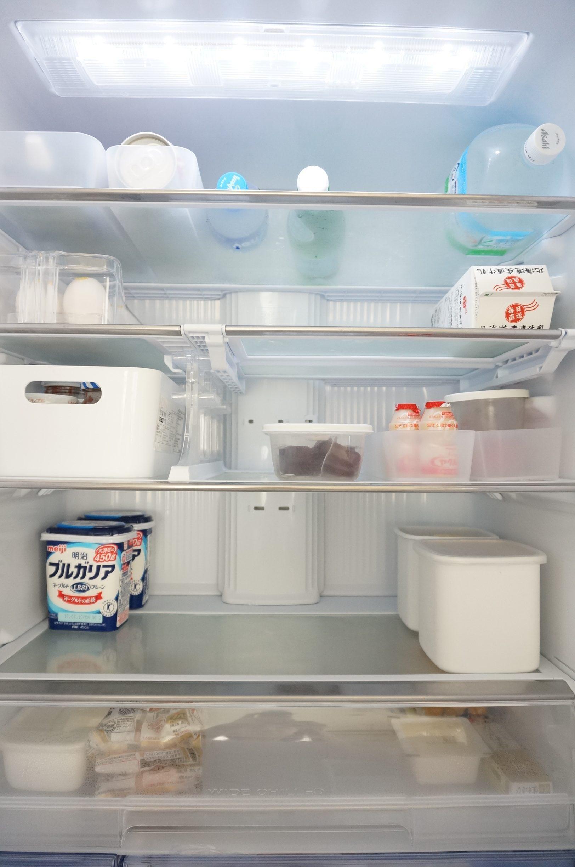 夏休みこそスッキリさせたい!無印&イケアのアイテムでできる「冷蔵庫収納術」