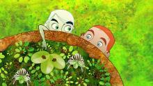 世界で最も美しい本描くアカデミー賞候補のアニメ「ブレンダンとケルズの秘密」本編映像公開