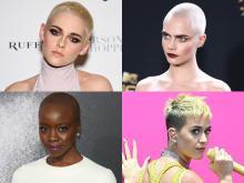 衝撃的に美しい刈上げ美女がハリウッドで急増中