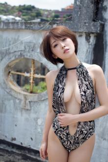 日本一いろっぽい女子大生忍野さら、台湾で見せた自己最高の色気…