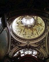 清らかな時間を描く画家ドメニキーノ San Luigi dei Francesi in Rome