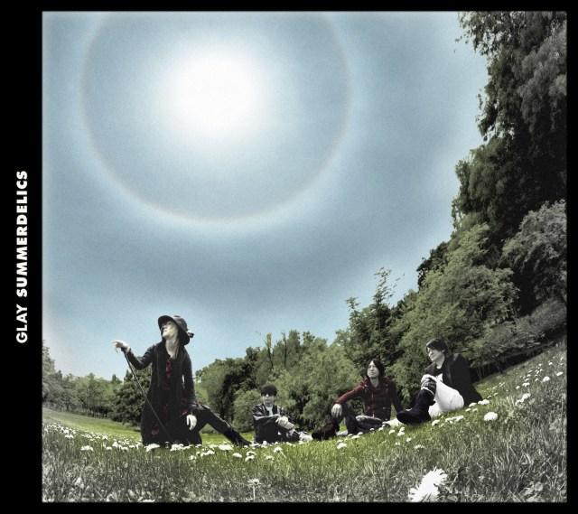 【オリコン】GLAY、4年半ぶり通算14作目のアルバム首位