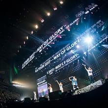 AAA札幌でアリーナツアーファイナル、今秋開催する4大ドームツアーの福岡追加公演を発表