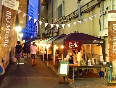 こだわりの自然派食材がズラリ 東京ミッドタウンで「ビオマルシェ」