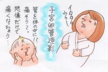 妻の検査は、僕より負担が大きい。頑張り屋の妻が無理しないよう、二人三脚で不妊治療をはじめよう。by shin