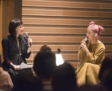 Chara、自身初のトーク&試聴イベント開催「心の中で思ってることを素直な気持ちで歌ってる」
