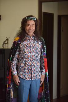 岸谷五朗が「ウチの夫―」ゲスト出演、13年ぶりに錦戸亮との共演に万感!