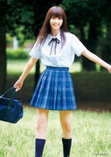 欅坂46土生瑞穂のスラリ美脚が眩しい!意外な一面も明らかに