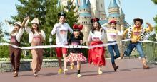 【ディズニー速報】仮装して開園前のディズニーランドを走ろう! 「ディズニー・ハロウィーン・ファン・アンド・ラン」開催決定