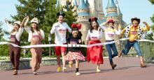 ディズニーランドを仮装で走る「ディズニー・ハロウィーン・ファン・アンド・ラン」初開催決定!どこを走れるの?