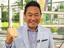 『世界水泳ブダペスト2017』ゲスト解説に松木安太郎氏が決定「ど素人の代表として楽しみ方を伝えたい」