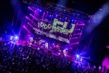 【vistlip】『10th Anniversary LIVE 「Guns of Liberty」』2017年7月7日 at Zepp Tokyo