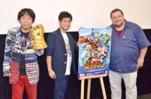 『マーベル フューチャー・アベンジャーズ』放送記念イベントにマーベルファン集結!