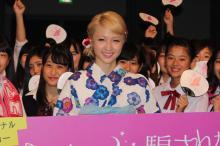 dream Ami、「お母さんの前で横暴な人には注意」女子高生にアドバイス