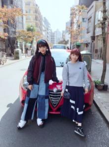 平愛梨 愛車・赤いアルファロメオ公開「散歩させてる夢見た」