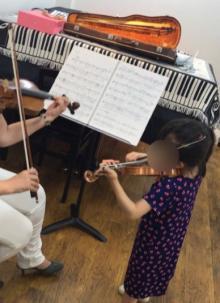 神田うの 娘に毎日バイオリン、親子二人三脚は「茨の道」