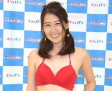 修造の高校テニス部後輩・桐奈々瀬『ミス東スポ 2018』栄冠へ気合い