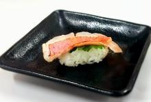 あきんどスシロー「大阪プロジェクト」スタート! 目玉は国産天然魚のにぎり&大阪スパイシーカレーラーメン