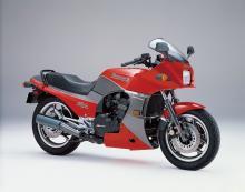 Kawasakiの名車GPZ900RがNinjaと呼ばれるようになった理由