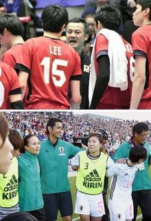 浮上なるか、団体球技=外国人指導者で強化-東京五輪へ