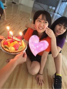 こぶし田口夏実 17歳の誕生日に「燃え尽きて粉々になるまで頑張る」