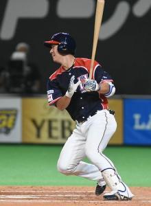日本ハム、延長サヨナラ勝ち=プロ野球・日本ハム-楽天